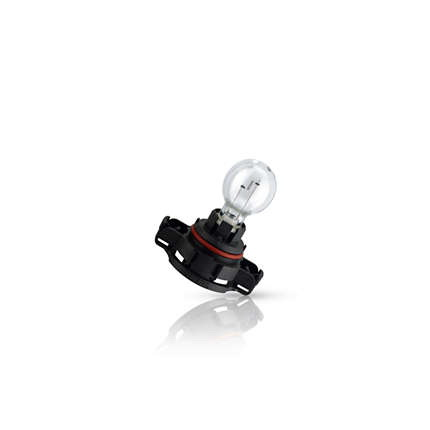 Лампа автомобильная PhilipsЛампы автомобильные<br>Тип лампы: накаливания,<br>Типоразмер: PS19W,<br>Тип цоколя: PG20/1,<br>Мощность: 19,<br>Напряжение: 12<br>