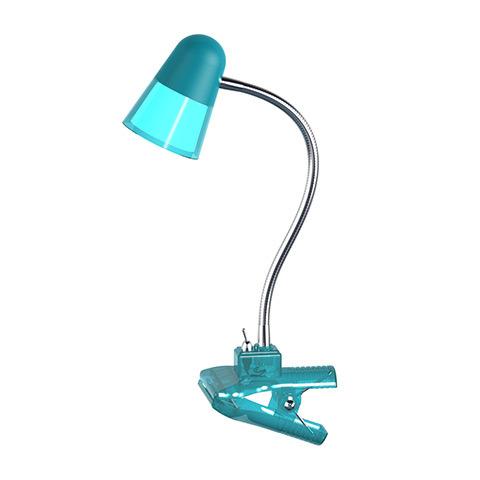 Лампа настольная Horoz electricЛампы настольные<br>Тип настольной лампы: ученическая/офисная,<br>Назначение светильника: офисный,<br>Стиль светильника: современный,<br>Количество ламп: 1,<br>Тип лампы: светодиодная,<br>Прищепка: есть<br>