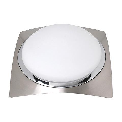 Светильник Horoz electricСветильники настенно-потолочные<br>Мощность: 60,<br>Количество ламп: 2,<br>Назначение светильника: для комнаты,<br>Стиль светильника: классика,<br>Тип лампы: накаливания,<br>Патрон: Е27,<br>Цвет арматуры: хром<br>