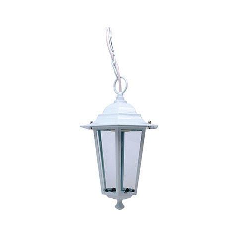 Светильник уличный Horoz electricСветильники уличные<br>Мощность: 60,<br>Тип установки: навесной,<br>Стиль светильника: классика,<br>Количество ламп: 1,<br>Тип лампы: накаливания и галогенные,<br>Патрон: Е27,<br>Цвет арматуры: белый,<br>Диаметр: 165,<br>Высота: 560<br>