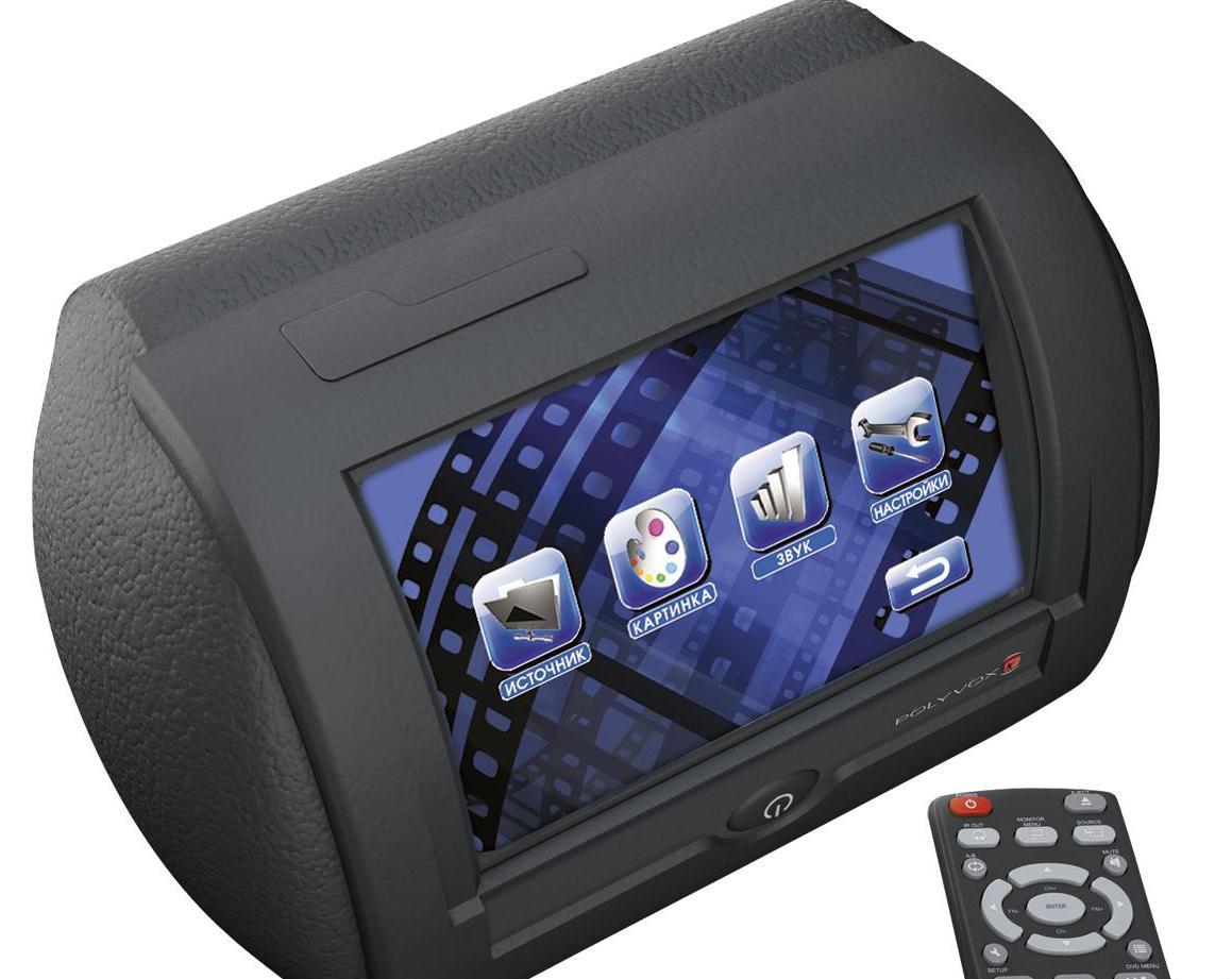 Автомобильный монитор Polivox