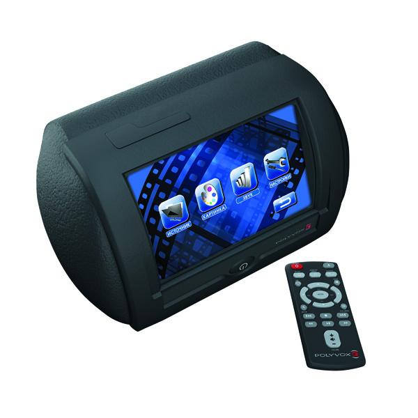 Автомобильный монитор Polivox Poly-pav-t20ba