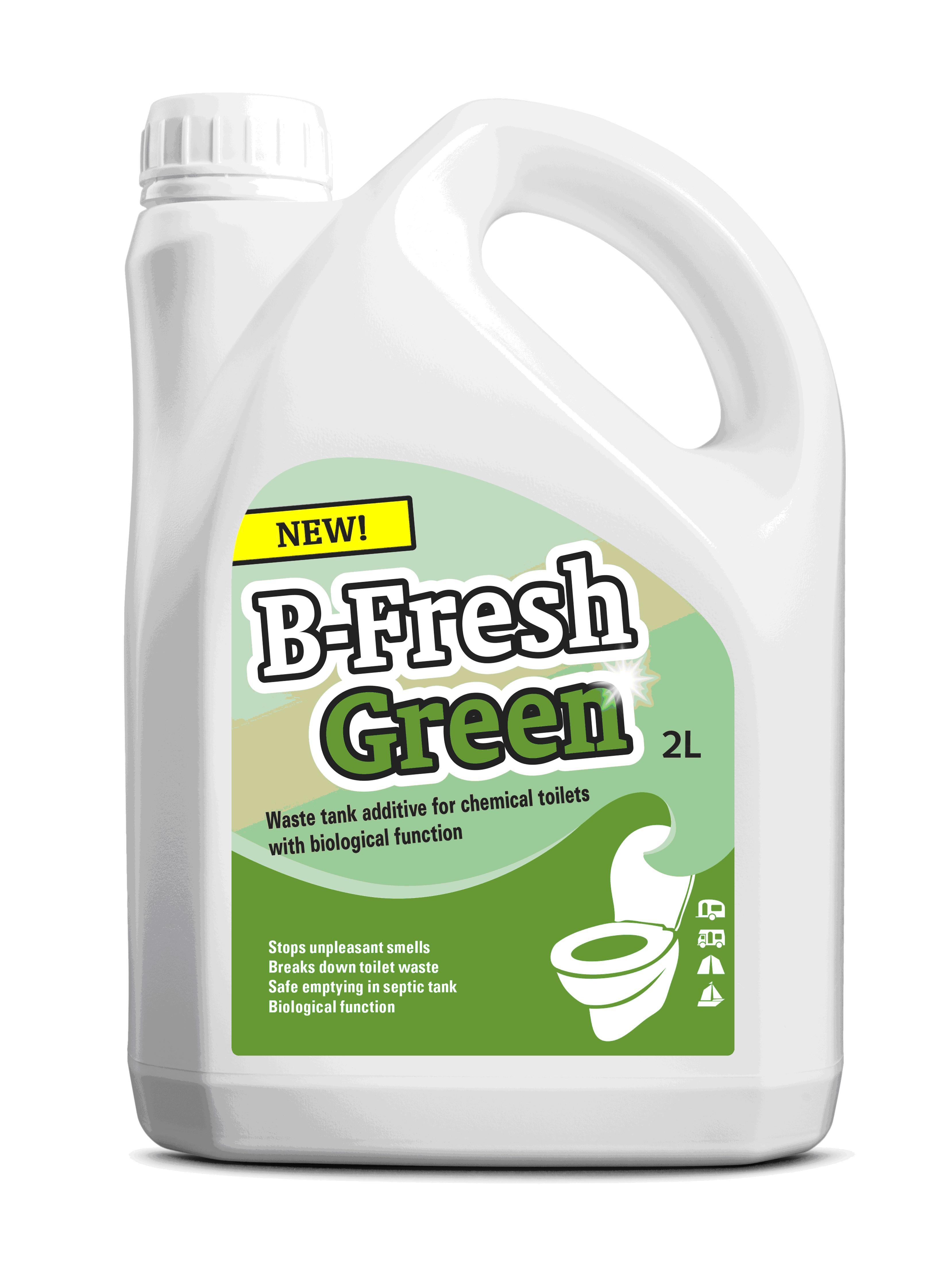 Жидкость Thetford B-fresh green