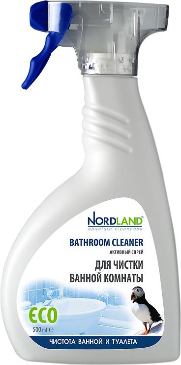 Спрей NordlandМоющие и чистящие средства<br>Назначение: для ванной,<br>Тип: спрей,<br>Объем (мл): 0.5,<br>Вес нетто: 0.5<br>
