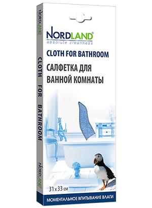 Салфетка NordlandХозяйственные товары<br>Тип: салфетка,<br>Назначение: для ванной,<br>Размеры: 310х330,<br>Вес нетто: 0.1<br>