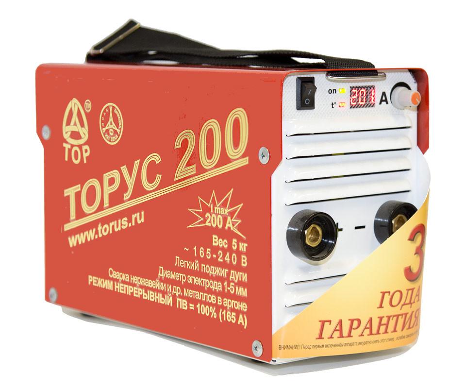 Сварочный аппарат Торус 200 классик