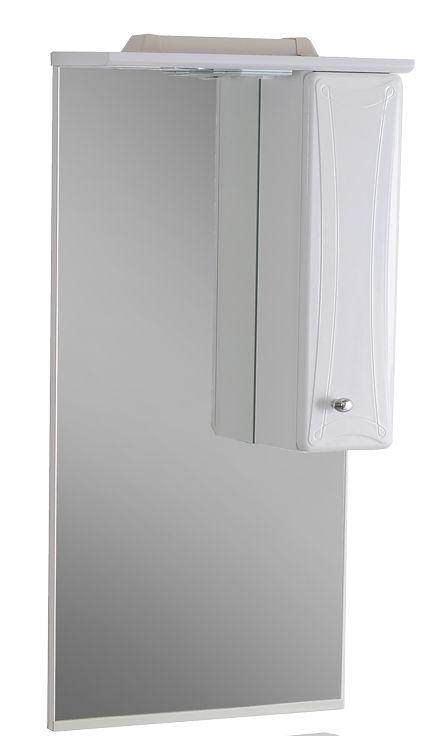 Зеркальный шкаф Aqualife design Котка 50