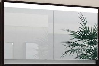 Зеркальный шкаф EdelformМебель для ванной комнаты<br>Тип: шкаф, Тип установки мебели для ванной: подвесной, Материал изготовления мебели для ванной: стекло, Зеркало: есть, Цвет мебели для ванной: черно-белый, Вес нетто: 29.2<br>
