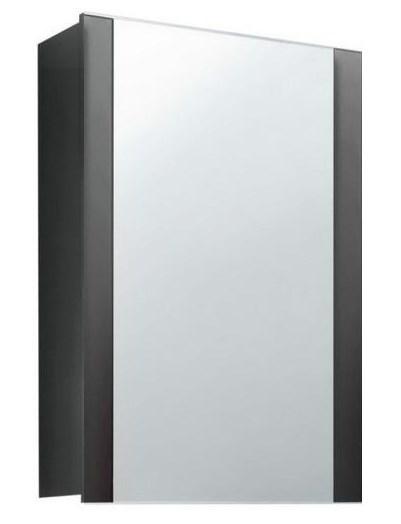 Зеркальный шкаф Edelform Фреш 60 антрацит