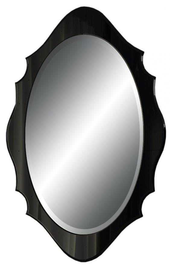 Зеркало EdelformЗеркала<br>Высота: 700,<br>Ширина: 1060,<br>Форма зеркала: овал,<br>Назначение: для ванной,<br>Зеркало в раме: есть,<br>Тип рамы: деревянная,<br>Цвет рамы: черный<br>