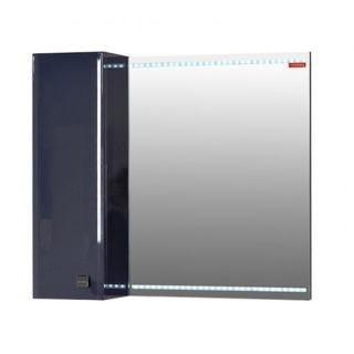 Зеркальный шкаф Edelform Нота 90 серый