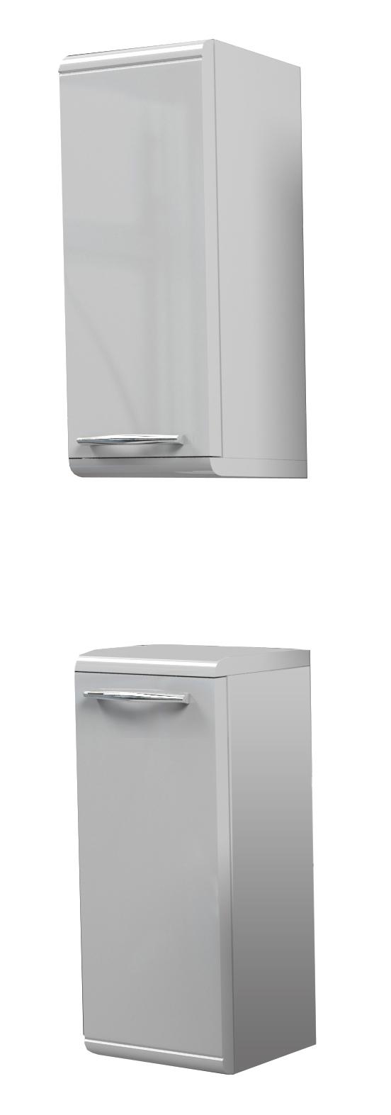 Пенал EdelformМебель для ванной комнаты<br>Тип: пенал,<br>Тип установки мебели для ванной: универсальный,<br>Материал изготовления мебели для ванной: стекло,<br>Цвет мебели для ванной: белый,<br>Вес нетто: 10.8<br>