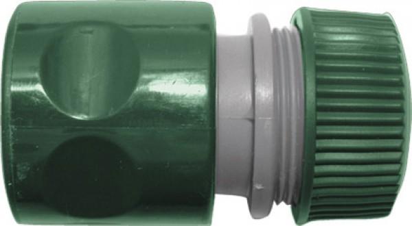 Соединитель FitСоединительные элементы и фильтры<br>Тип элемента: коннектор, Диаметр на выходе (в дюймах): 1/2, Материал: пластик<br>