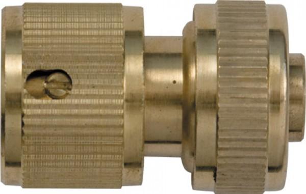 Соединитель FitСоединительные элементы и фильтры<br>Тип элемента: коннектор, Диаметр на выходе (в дюймах): 1/2, Материал: латунь, Вес нетто: 0.1<br>