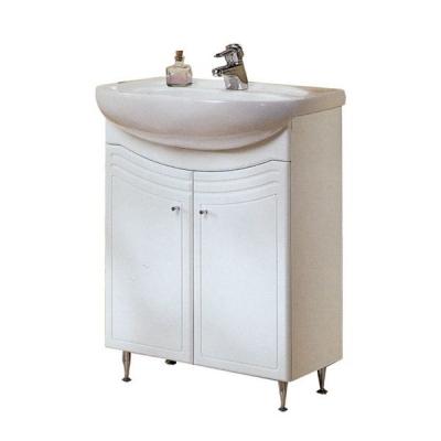Тумба АКВАТОНМебель для ванной комнаты<br>Тип: тумба,<br>Тип установки мебели для ванной: напольный,<br>Материал изготовления мебели для ванной: дсп,<br>Высота: 820,<br>Ширина: 610,<br>Глубина: 330,<br>Цвет мебели для ванной: белый,<br>С ящиками: есть<br>