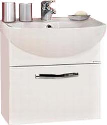 Тумба АКВАТОНМебель для ванной комнаты<br>Тип: тумба,<br>Тип установки мебели для ванной: подвесной,<br>Материал изготовления мебели для ванной: дсп,<br>Высота: 442,<br>Ширина: 470,<br>Глубина: 309,<br>Цвет мебели для ванной: белый,<br>С ящиками: есть<br>