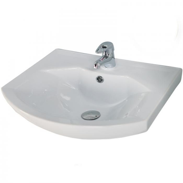 Раковина для ванной АКВАТОНРаковины (умывальники)<br>Тип: раковина,<br>Назначение умывальника(раковины): для ванной,<br>Ширина: 508,<br>Глубина: 451,<br>Форма раковины: полукруглая,<br>Цвет: белый,<br>Отверстие под смеситель: да,<br>Материал: санфаянс,<br>Тип установки раковины: врезной<br>