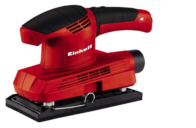 Машинка шлифовальная плоская (вибрационная) Einhell