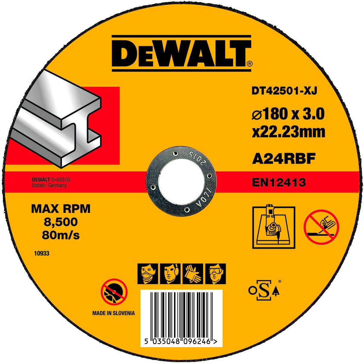 Dt42501-xj, Круг отрезной