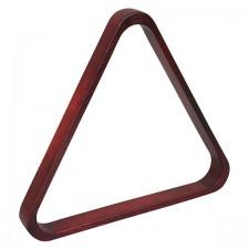 Треугольник Nn ink.Треугольники и полки для шаров<br>Тип: треугольник,<br>Диаметр шаров: 68,<br>Материал: дуб,<br>Цвет: махагон,<br>Размеры: 400х360х40,<br>Вес нетто: 0.325<br>