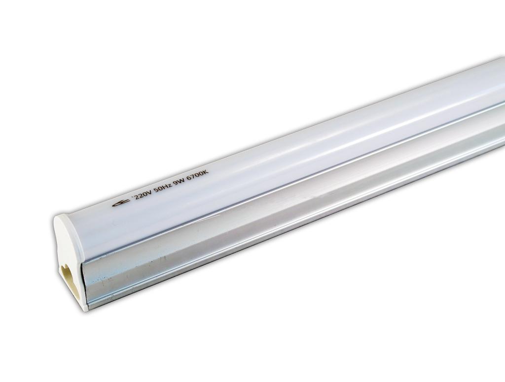 Лампа светодиодная ОРИОНЛампы<br>Тип лампы: светодиодная, Форма лампы: линейная, Цвет колбы: белая, Тип цоколя: G13, Напряжение: 220, Мощность: 9, Цвет свечения: холодный, Длина (мм): 590<br>