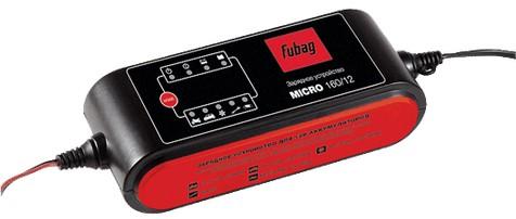Micro 160/12, Зарядное устройство