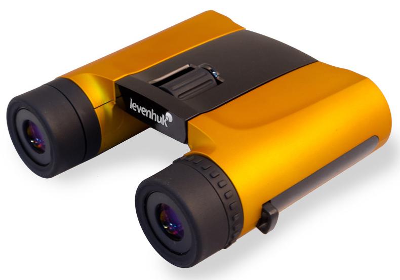 Бинокль Levenhuk Rainbow 8x25 orange