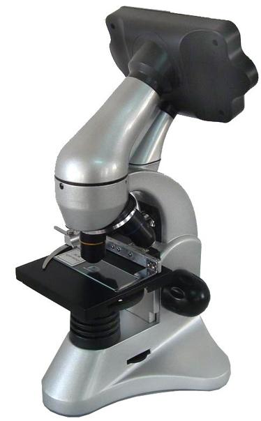 Цифровой микроскоп Levenhuk