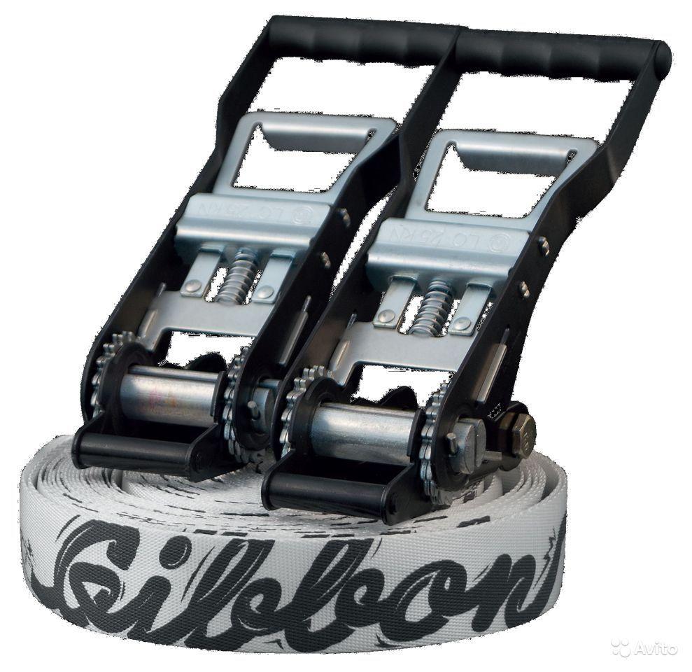 Слэклайн Gibbon от 220 Вольт