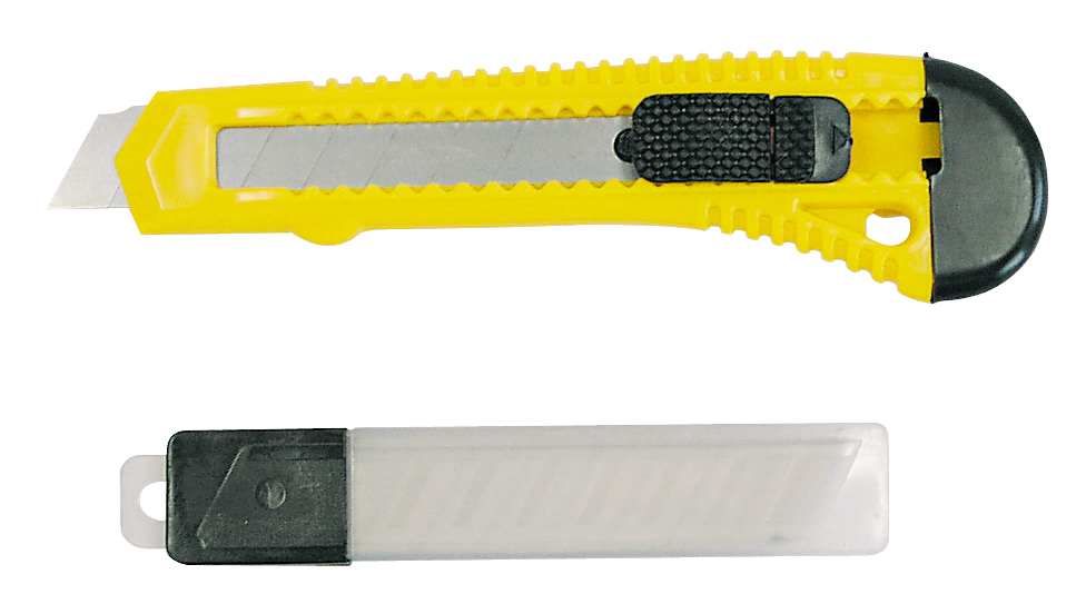 Нож строительный Mega