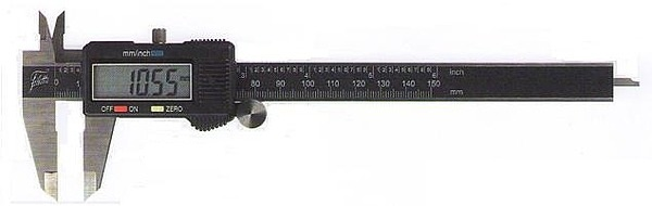 Штангенциркуль SchutШтангенциркули<br>Тип штангенциркуля: электронный,<br>Конструкция: ШЦЦ,<br>Длина (мм): 100,<br>Шаг измерения: 0.01,<br>Погрешность нивелирования: 0.01<br>