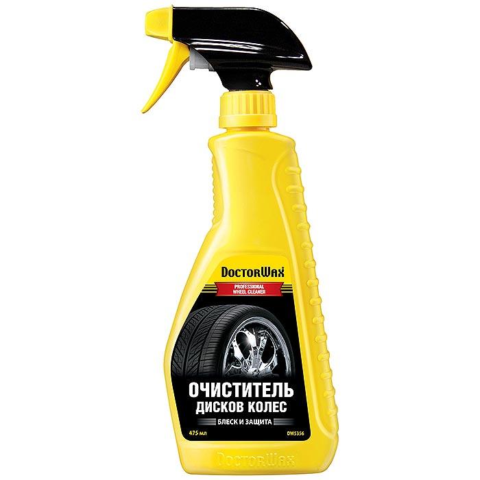 Очиститель Doctor waxАвтохимия<br>Тип: очиститель,<br>Применение: шины<br>