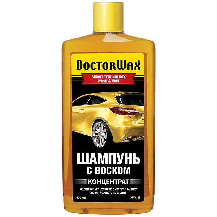 Шампунь Doctor wax