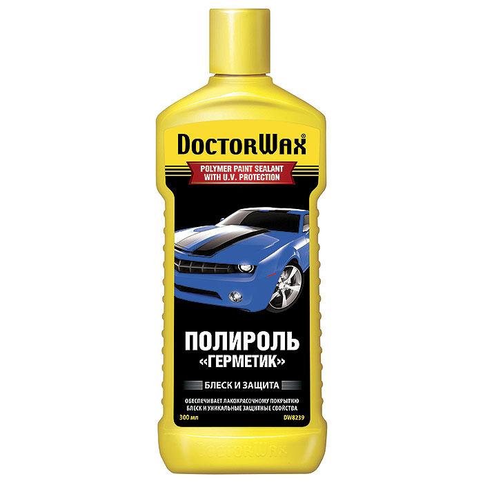 Полироль Doctor waxАвтомобильная косметика<br>Тип: полироль<br>