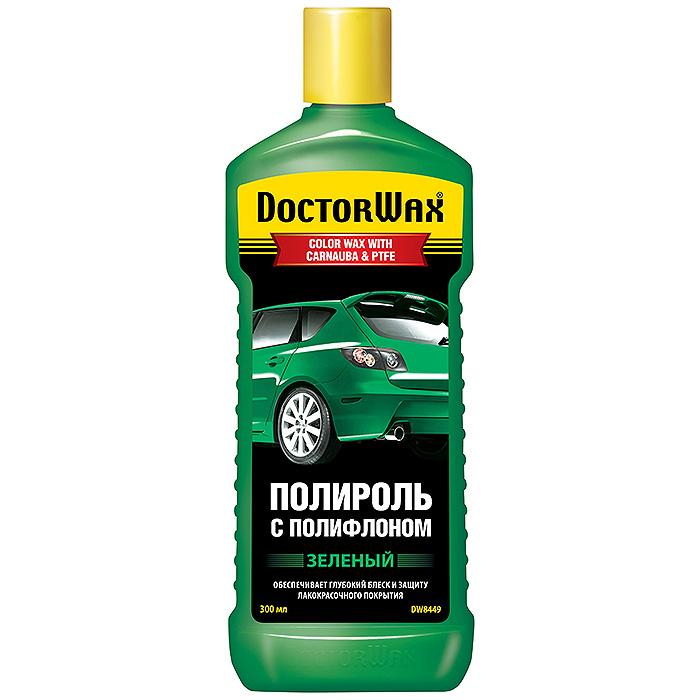 Полироль Doctor wax Dw8449