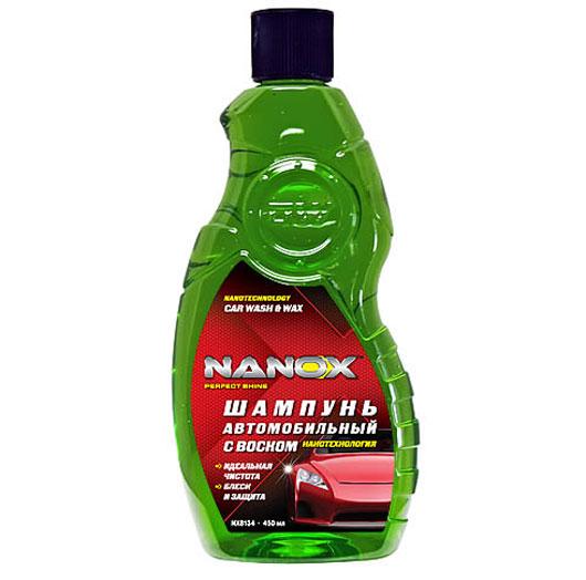 Шампунь Nanox