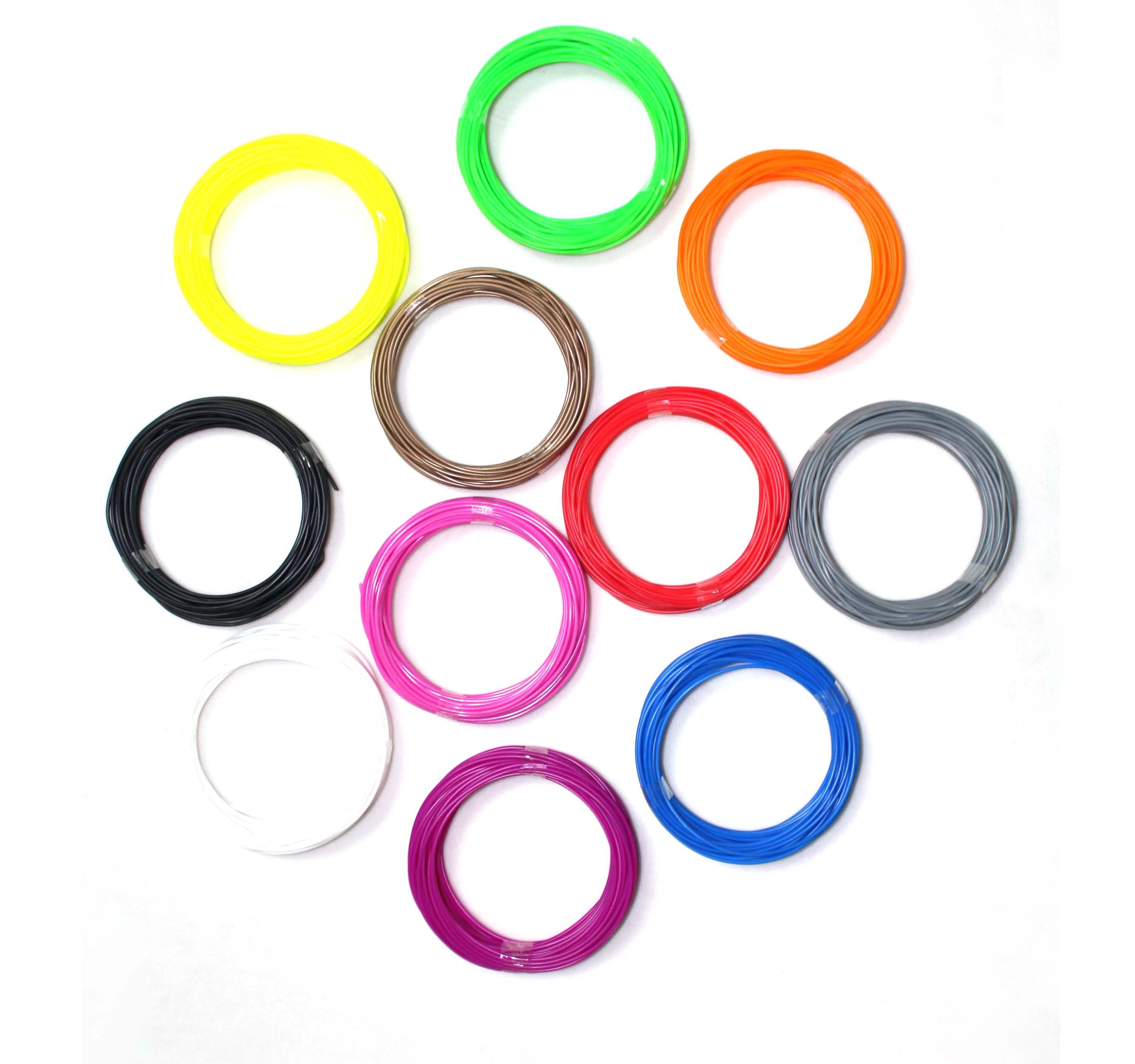 Abs-пластик для 3d ручки Qstar