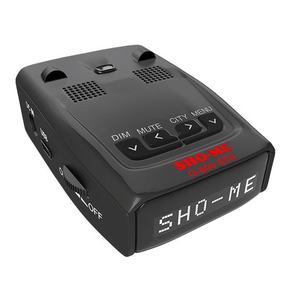 Радар-детектор (антирадар) Sho-me