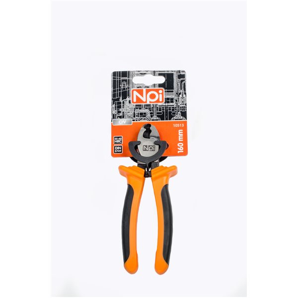 Кусачки NpiКабелерезы и тросорезы<br>Длина (мм): 160, Тип: кабелерез<br>