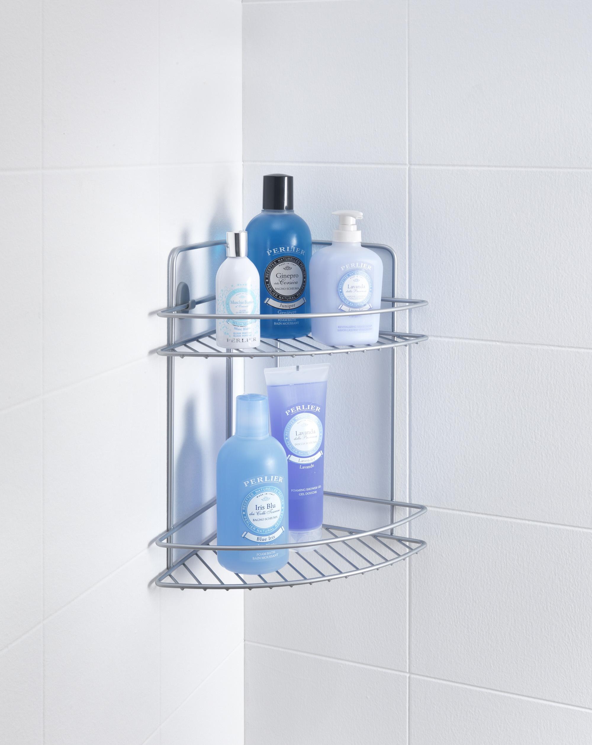 Полка MetaltexАксессуары для ванной комнаты<br>Назначение аксессуара: полка,<br>Материал: металл,<br>Высота: 350,<br>Ширина: 230,<br>Глубина: 230,<br>Вес нетто: 0.9<br>
