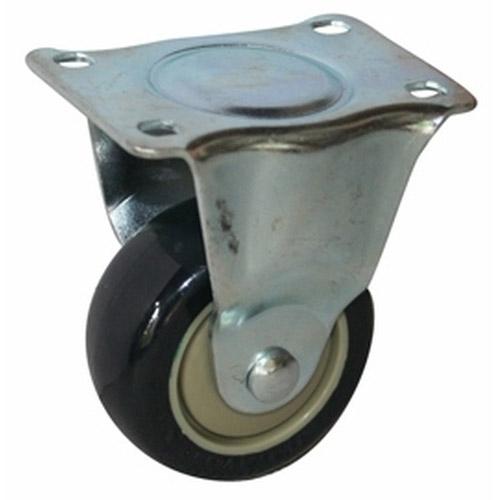 Колесо Swd proffПринадлежности для складского оборудования<br>Тип: колесо, Материал: полиуретан, Диаметр колес, мм: 75, Способ крепления: платформенный<br>