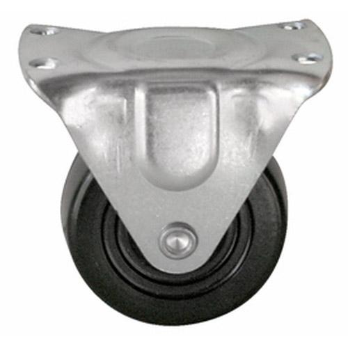 Колесо Swd proffПринадлежности для складского оборудования<br>Тип: колесо,<br>Материал: резина,<br>Диаметр колес, мм: 100,<br>Способ крепления: платформенный<br>