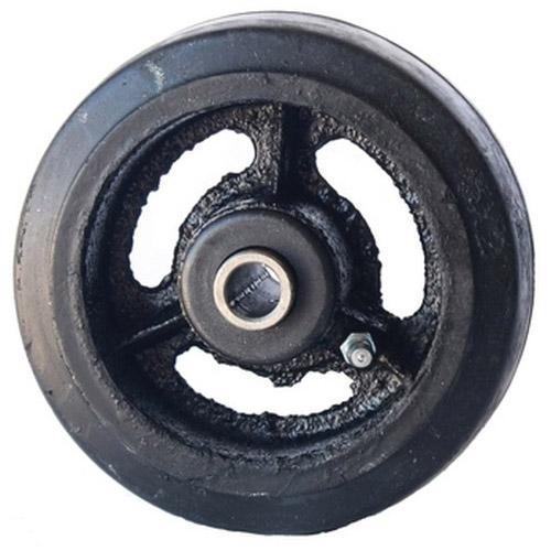 Колесо Swd proffПринадлежности для складского оборудования<br>Тип: колесо,<br>Материал: резина,<br>Тип колеса: большегрузное,<br>Диаметр колес, мм: 200<br>