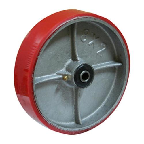 Колесо Swd proffПринадлежности для складского оборудования<br>Тип: колесо,<br>Материал: чугун,<br>Тип колеса: большегрузное,<br>Диаметр колес, мм: 200<br>