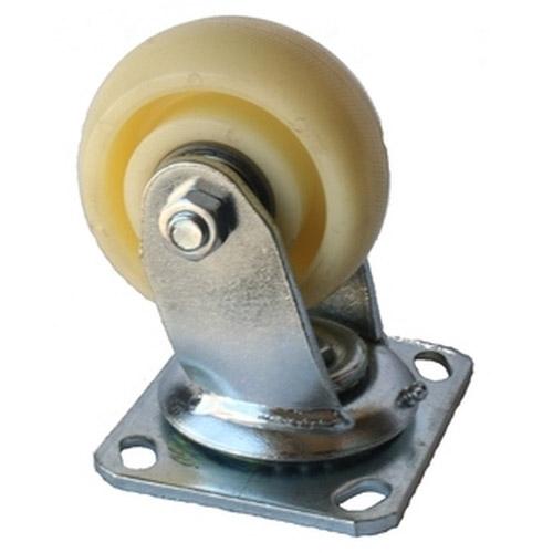 Колесо Swd proffПринадлежности для складского оборудования<br>Тип: колесо,<br>Материал: пластик,<br>Тип колеса: большегрузное,<br>Диаметр колес, мм: 100,<br>Способ крепления: платформенный,<br>Поворот: есть<br>
