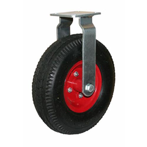 Колесо Swd proffПринадлежности для складского оборудования<br>Тип: колесо,<br>Тип колеса: пневматическое,<br>Способ крепления: платформенный<br>