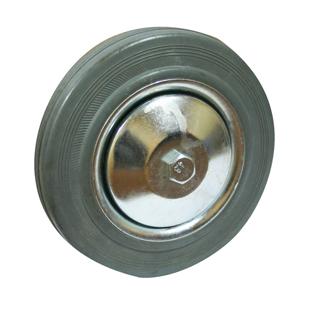 Колесо Swd proffПринадлежности для складского оборудования<br>Тип: колесо,<br>Материал: резина,<br>Тип колеса: промышленное,<br>Диаметр колес, мм: 160<br>