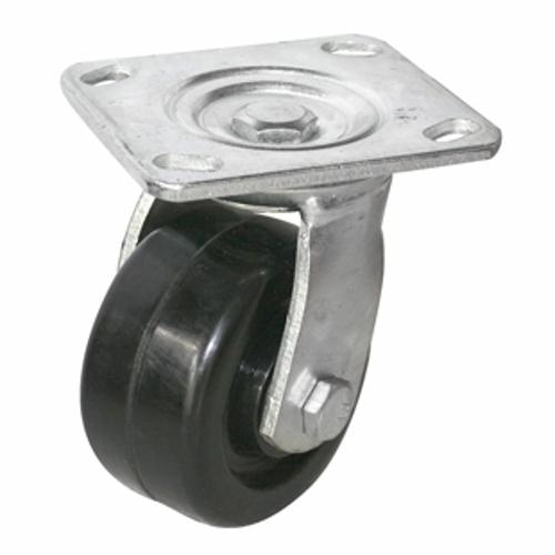 Колесо Swd proffПринадлежности для складского оборудования<br>Тип: колесо,<br>Материал: фенол,<br>Тип колеса: большегрузное,<br>Диаметр колес, мм: 125,<br>Способ крепления: платформенный,<br>Поворот: есть<br>