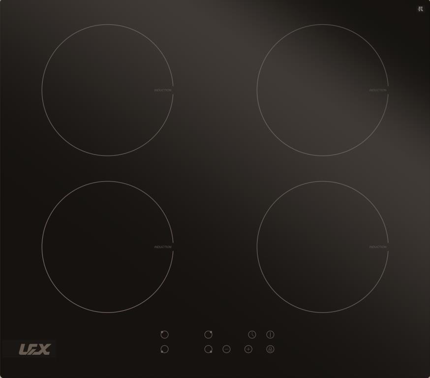 Встраиваемая индукционная варочная панель Lex