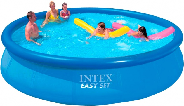 Бассейн надувной Intex 56410